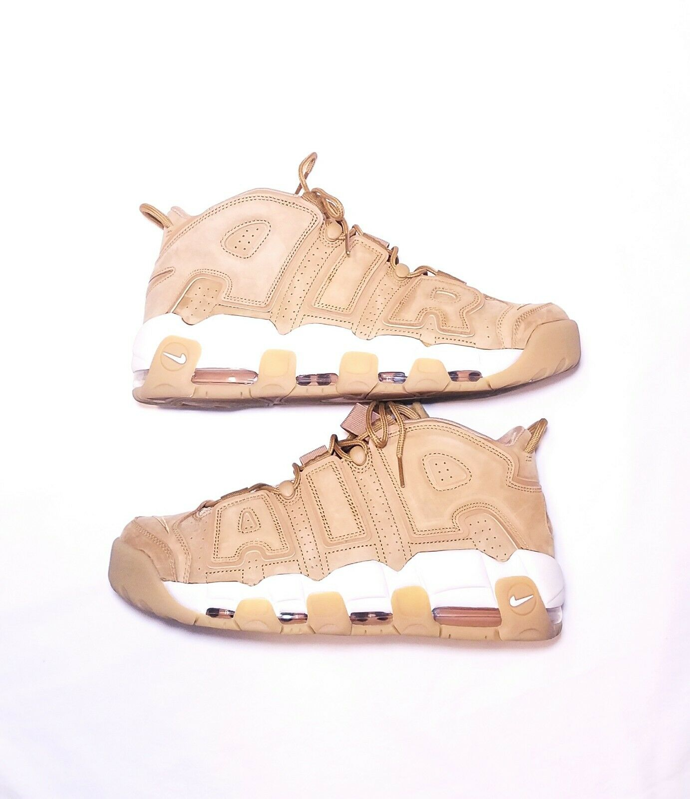Nike Nike Nike air more uptempo wheat size 11.5 454206