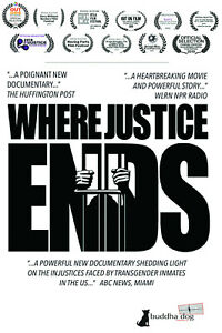 Where Justice Ends DVD