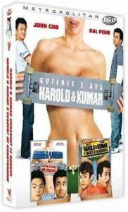 Harold-amp-Kumar-s-039-evadent-de-Guantanamo-DVD-NEUF