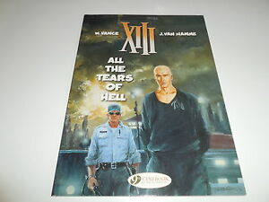 XIII-TOME-3-ALL-THE-HEARS-OF-HELL-ANGLAIS-TBE