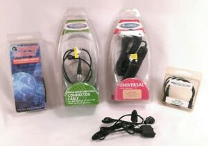 Vintage-sealed-Cell-Phone-Antenna-lot-Cars-and-Trucks-Mount-90s-Style