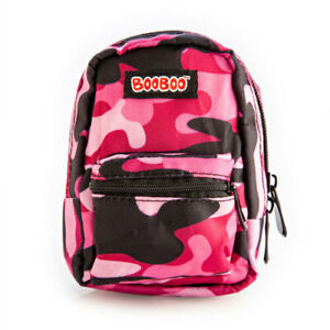 BooBoo-MINI-BACKPACK-PINK-CAMO-Great-Item-For-Busy-People-On-The-Go-NEW