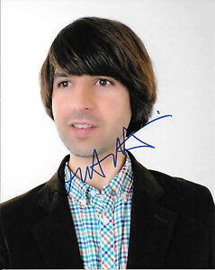 GFA Stand-up Comedian DEMETRI MARTIN Signed 8x10 Photo AD3 COA