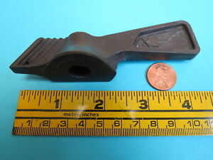 "Powder Coated Fuel Selector Handle from Grumman Single Standard 1//4/"" shaft"