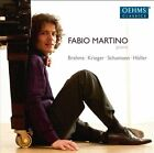 Fabio Martino, Piano (CD, Feb-2013, Oehms Classics)
