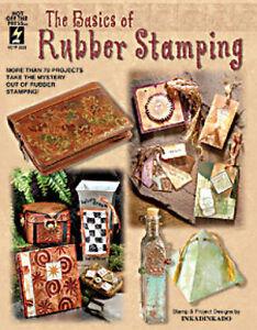 BASICS OF RUBBER STAMPING-Inkad<wbr/>inkado-Idea Craft Book