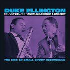 The 1956-1958 Small Group Recordings by Duke Ellington (CD, May-2013, American Jazz Classics)