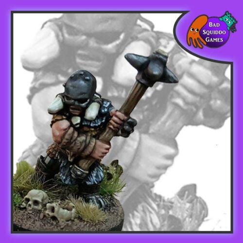 Bad Squiddo BFM073 Agna Norse Dwarf Female Warrior Fighter Barbarian Viking