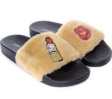 ab8910057 item 7 TheWhiteBrand Fur Beige Slide Women's Sandals Size 7 -TheWhiteBrand  Fur Beige Slide Women's Sandals Size 7