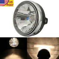 12v Motorcycle Halogen Headlight Blub H4 For Honda Nighthawk 250 Hawk Ii 400