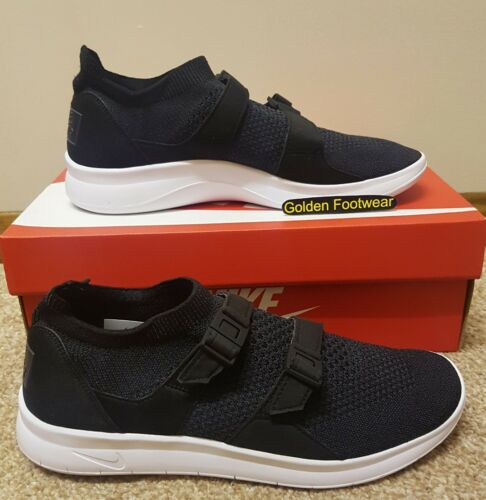 Nike Genuine Air Flyknit Authentic Trainer Sockracer Anthracite taglia Mens 5 8 Uk OOqrwnU8
