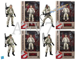 "GHOSTBUSTERS Plasma Series 6"" Set PETER Ray EGON Winston VINZ Terror Dog BAF"