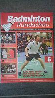 Badminton Rundschau Nr. 5 v. 05.05.2011
