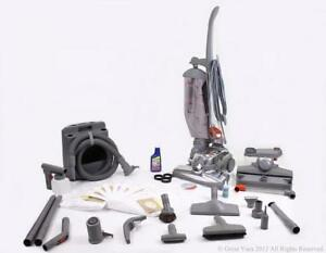 Reconditioned-Kirby-Sentria-G10-Vacuum-Cleaner-LOADED-with-Tools-Shampooer-amp-5-Y