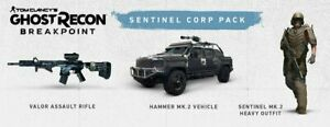 DLC-CODE-BONUS-GHOST-RECON-BREAKPOINT-PACK-SENTINEL-CORP-BREAK-POINT-PC-XB1