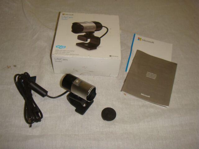Microsoft LifeCam Studio Model 1425 1080p HD 720p