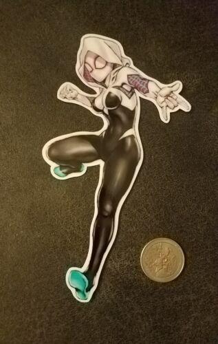 Marvel Spider Gwen Sticker