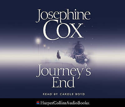 1 of 1 - Journey's End, Cox, Josephine | Audio CD Book | Good | 9780007211036