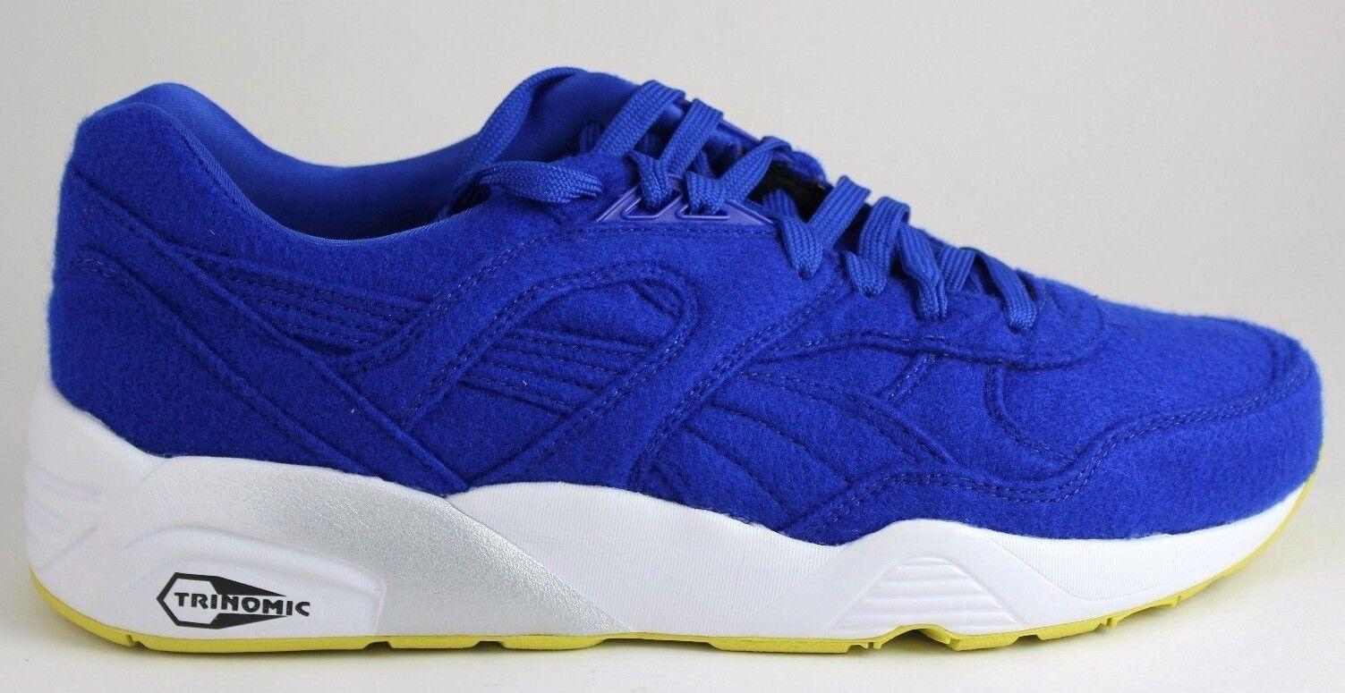 Puma Hombre R698 Brillante 35883202 blue Real Nuevo en Caja