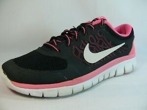 c16db5c2998c Youth NIKE Shoes Size US7Y EUR40 Black Pink Super COMFY Ankle Collar ...