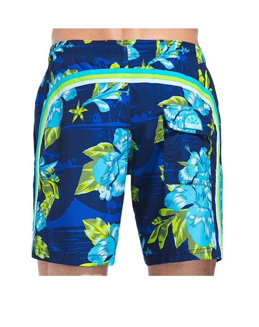 Costume sundek m505bdp01fh elastic 16 lungo  007 navy hawaiamo ss18  Con precio barato para obtener la mejor marca.