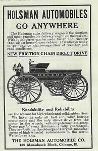 1909 Eureka Buggy Motor Car Co Ad// St Louis MO