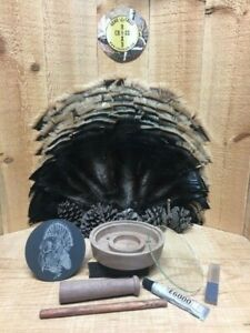 Premium-Friction-Turkey-Calls-Slate-or-Glass-Call-Kits-Pots-Already-Profiled