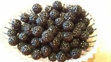 wholesale 100pcs black Crystal 12MM Shamballa Rhinestone beads A+ US Seller