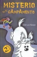 Misterio en el campamento (Spanish Edition) by Navajo, José Luis