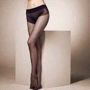 Womens-Seamless-Low-Rise-Hipster-Tights-034-Beauty-034-20-Denier-Veneziana