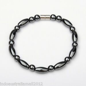 Non-Magnetic-Hematite-Bracelet-for-Arthritic-Pain-amp-BP-JB01565