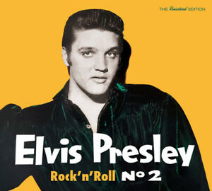 Elvis-Presley-Rock-039-N-039-Roll-No-2-No-2-Plus-Loving-You-CD-2019-NEW