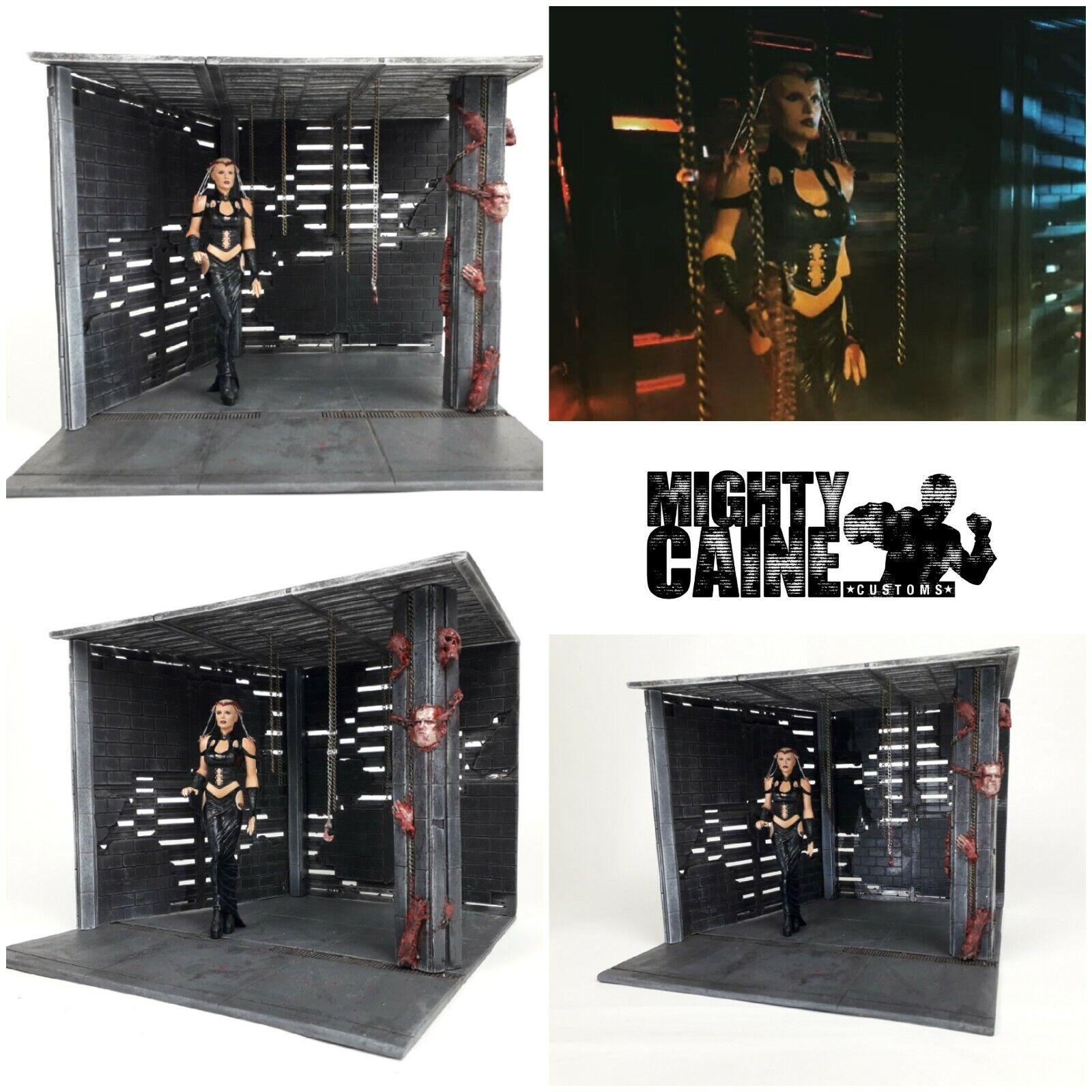 Hellraiser Horror DIORAMA  Display Neca, diverdeimentoko pop, Mezco, Mcfarlane  rivenditore di fitness