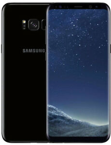 """SAMSUNG GALAXY S8 64GB BLACK NERO 5.8"""" OCTA CORE ITALIA BRAND NUOVO G950F 64 GB"""