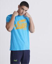 Superdry Herren Heritage Classic Mid T-Shirt