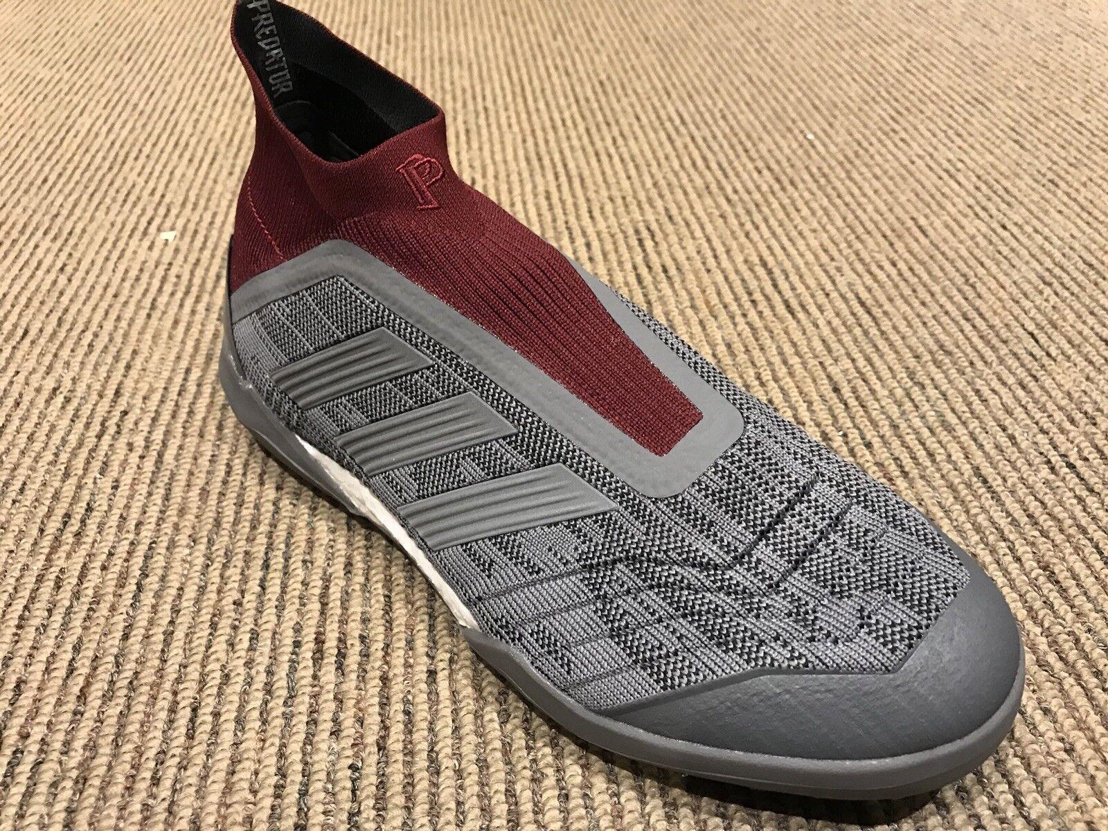 Adidas Paul Wasted Deprojoador 18+ Turf Talla 9 EE. UU.