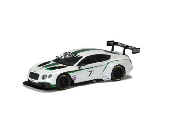 Corgi CC56901 - 1 43 BENTLEY CONTINENTAL GT3 LAUNCH CAR NEW TOOLING