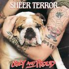 Ugly and Proud by Sheer Terror (CD, Aug-1994, Magnetic Air)