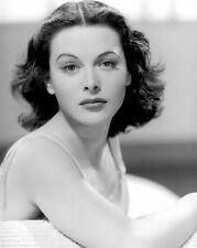 Hedy Lamarr 8x10 Classic Hollywood Photo. 8 x 10 B&W Picture #1