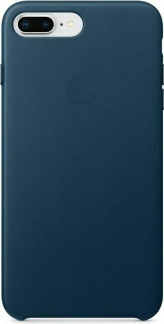 low priced d3d11 540fc Apple iPhone 8 Plus Leather Case - Cosmos Blue