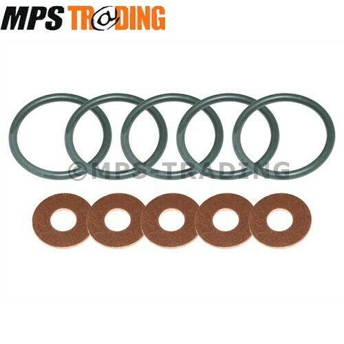 Discovery 2 TD5 Injector O/'Ring and Washer Seal Kit with Harness and Gasket