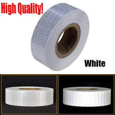 "NEW Reflective Conspicuity Tape 2/""x150/' Safety Warning Sign Car Truck RV Boat"