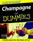 Champagne For Dummies by Ed McCarthy (Paperback, 1999)