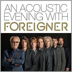Foreigner-Acoustic-Evening-with-Foreigner-New-Vinyl-LP-UK-Import