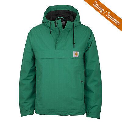 Green Carhartt WIP Men/'s Nimbus Pullover Jacket
