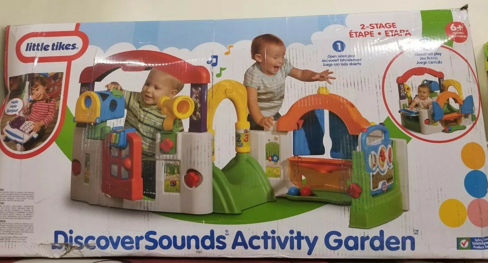 Little Tikes DiscoverSounds Activity Garden