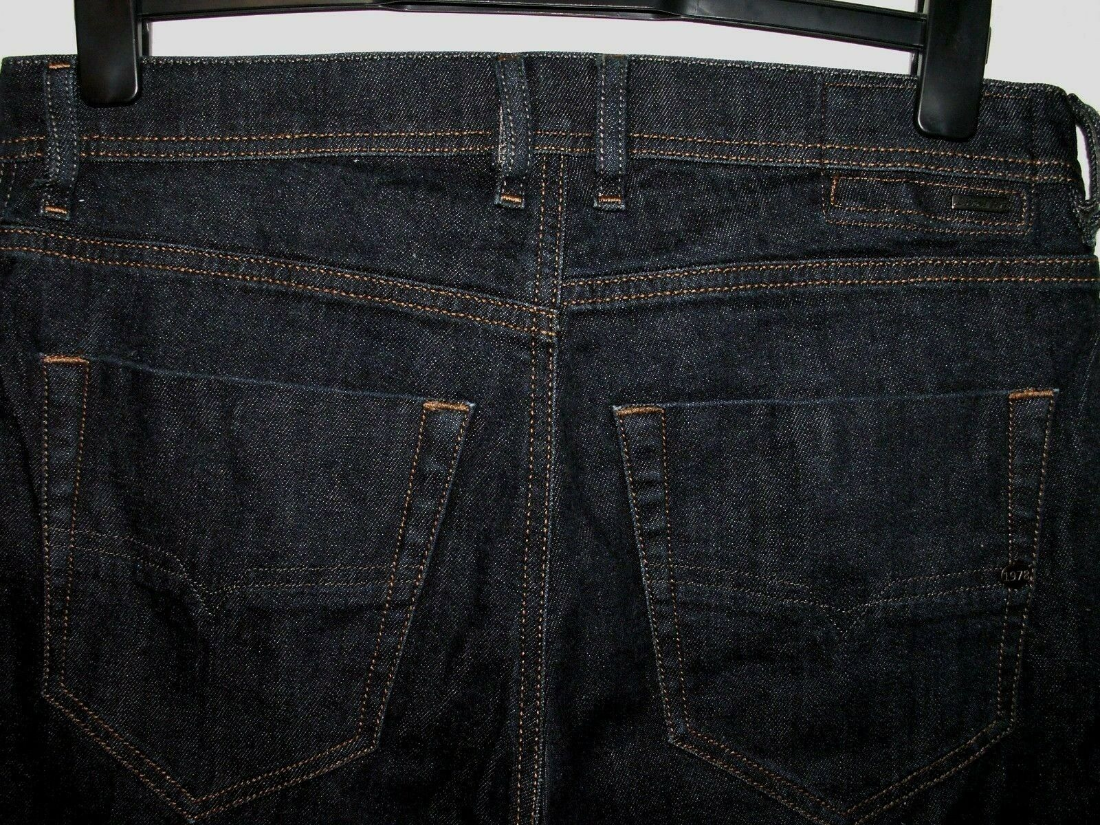 Diesel tepphar slim-carred fit jeans wash 0604B stretch W31 L32 (a2756)