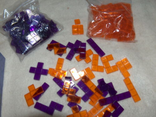U-PICK SINGLE REPLACEMENT green red yellow blue BLOKUS DUO travel  pieces READ