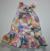 Old Navy Pretty Floral Summer Sleeveless Sun Dress Size 18-24 Months