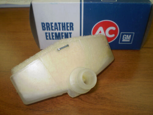NOS AC ENGINE CRANKCASE BREATHER FILTER ELEMENT FB60 fits Ford FA88